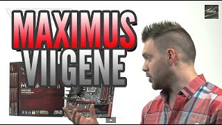 ASUS Maximus VII GENE Review [HD]