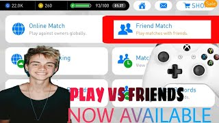 PES 2018 Android and ios play VS friends online register now available