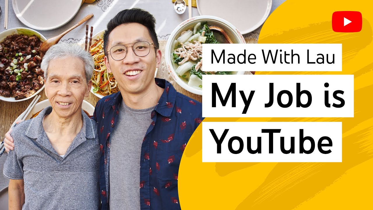 My Job is YouTube: Made with Lau