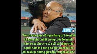 Thất bại vì tiếc nuối trước Uzbekistan - Nhưng U23 Việt Nam dù thua, chúng ta là nhà vô địch!!!