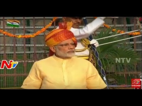Independence Day 2017 || PM Narendra Modi's Address to Nation From Red Fort || NTV
