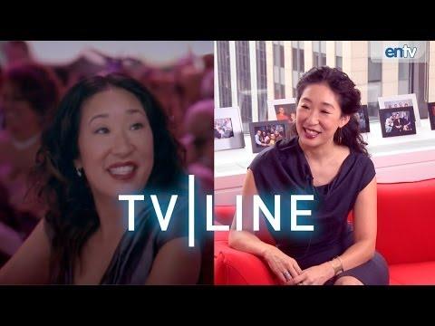 Sandra Oh Talks Grey's Anatomy Season 10 and 200th Episode