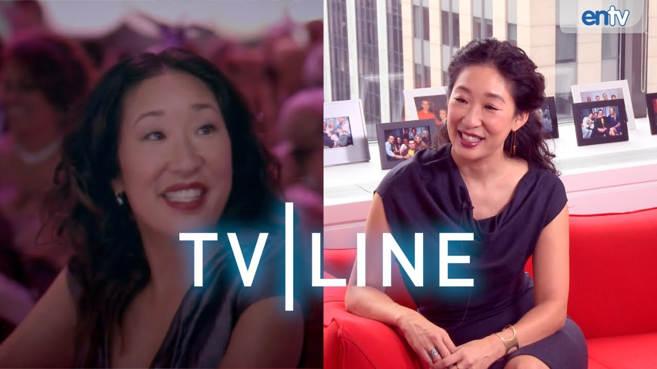 Sandra Oh Talks Greys Anatomy Season 10 And 200th Episode Youtube