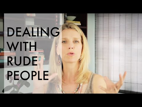 Communication Tips: 3 Ways To Deal With Rude People