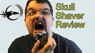 Bald Eagle Electric Razor Review - (Skull Shaver) (Promoted)