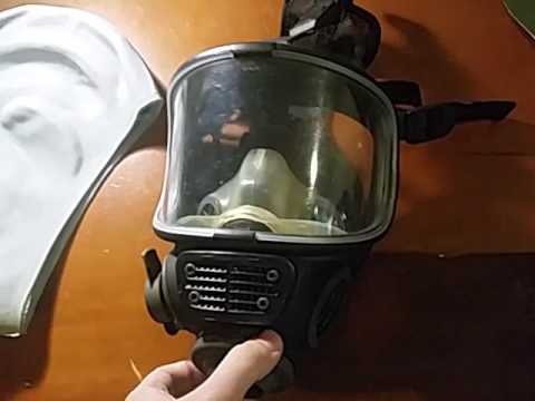 Gas Mask guys: Is this a Gp-5? from YouTube · Duration:  10 minutes 22 seconds