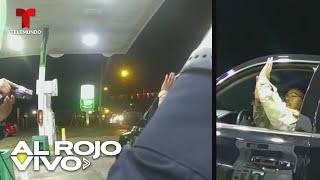 Despiden a policía que roció con gas pimienta a militar afrolatino en Virginia