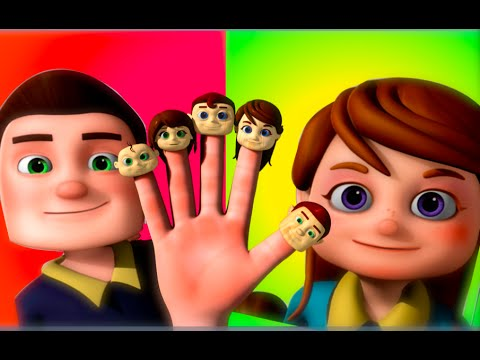 Thumbnail: Finger Family | Finger Family Videogyan | 3D Animation- Finger Family Nursery Rhyme For Children