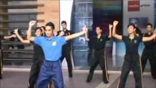 Senam Seni 1 Malaysia di Wanita Hari Ini (TV 3)