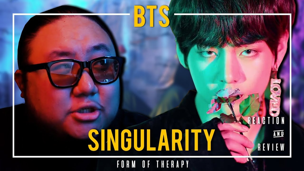 Producer Reacts To Bts Love Yourself Tear Singularity Comeback Trailer