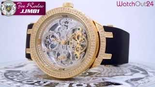 Joe Rodeo Mens Diamond Watches Video Mix - 8 Watches(, 2014-03-05T00:18:46.000Z)