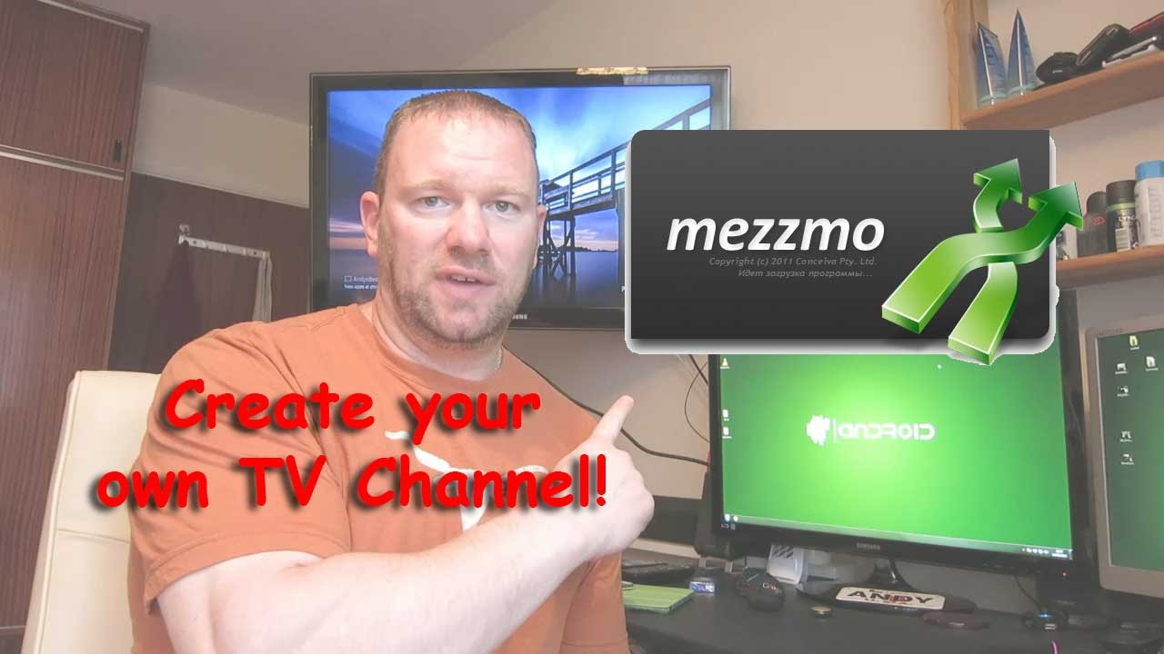Create You Own TV Channel with Mezzmo (DLNA Media Server ...