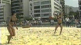 Leila Barros - Volei de Praia 1