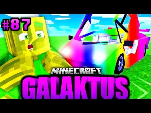 ICH UPGRADE meinen LAMBORGHINI auf &̴̛̜̺͕͍͕̣̤̞?҉͡$̴҉§͝€͟ß҉̷̷?! - Minecraft GALAKTUS #87 [Deutsch/HD]