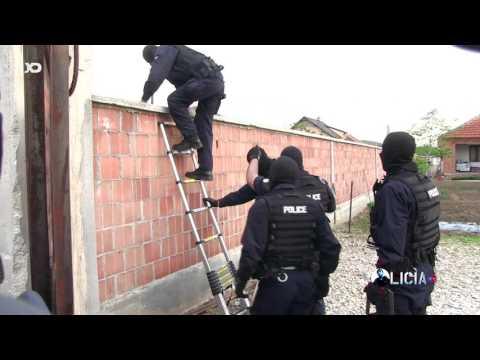 Policia e Kosoves: Bastisje Shtime