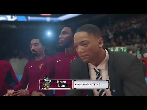 LEBRON KING JAMES  VS THE MINNESOTA TIMBERWOLVES IN BELIEVE LAND / NBA 2k18 RANKED GAMEPLAY