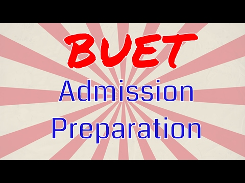 BUET Admission Preparation | Jol-Pi