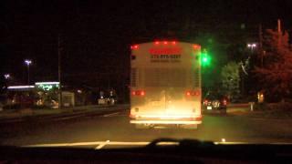 Team Bus From Field to Hotel, Aiken (467)