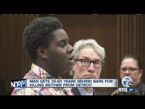 Man gets decades in prison in Detroit mother's murder