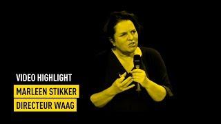 Video Highlight – Marleen Stikker
