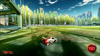 [Rocket League] The 30-Minute Warmup For Mechanical Improvement