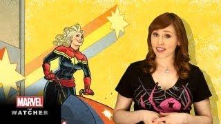 Marvel's The Watcher 2013 - Episode 13 - Captain America Movie News & FCBD!