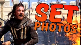 Assassin's Creed Movie - More Set Photos (ANALYSIS)