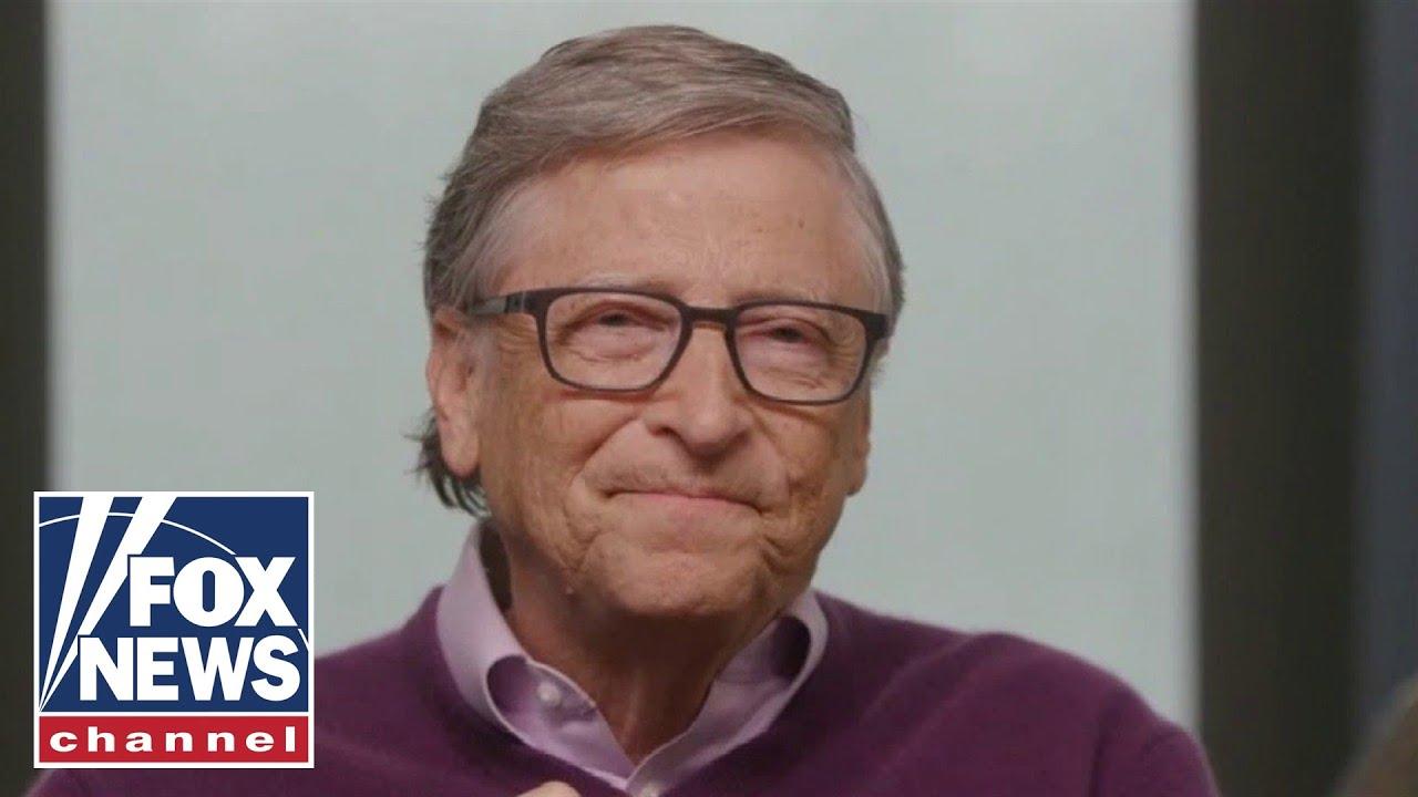 Bill Gates on committing $650 million to fight coronavirus