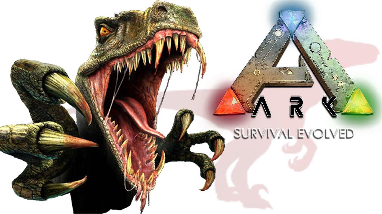 Ark: Survival Evolved!   Co-op w/ H2O Delirious (Raptor ...