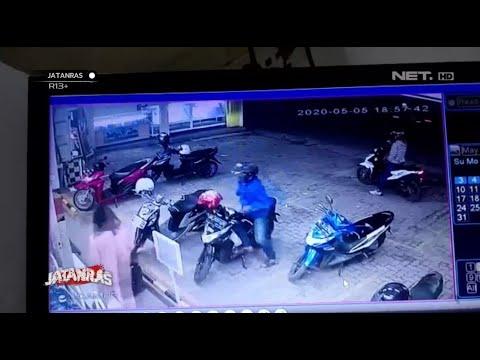 Baku Tembak Pelaku Curanmor Dengan Polisi, Satu Orang Tewas - JATANRAS