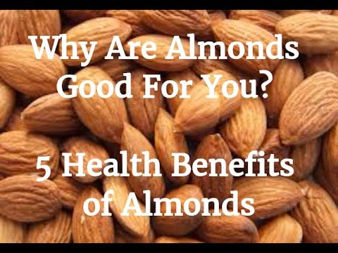 are skinless almonds good for you