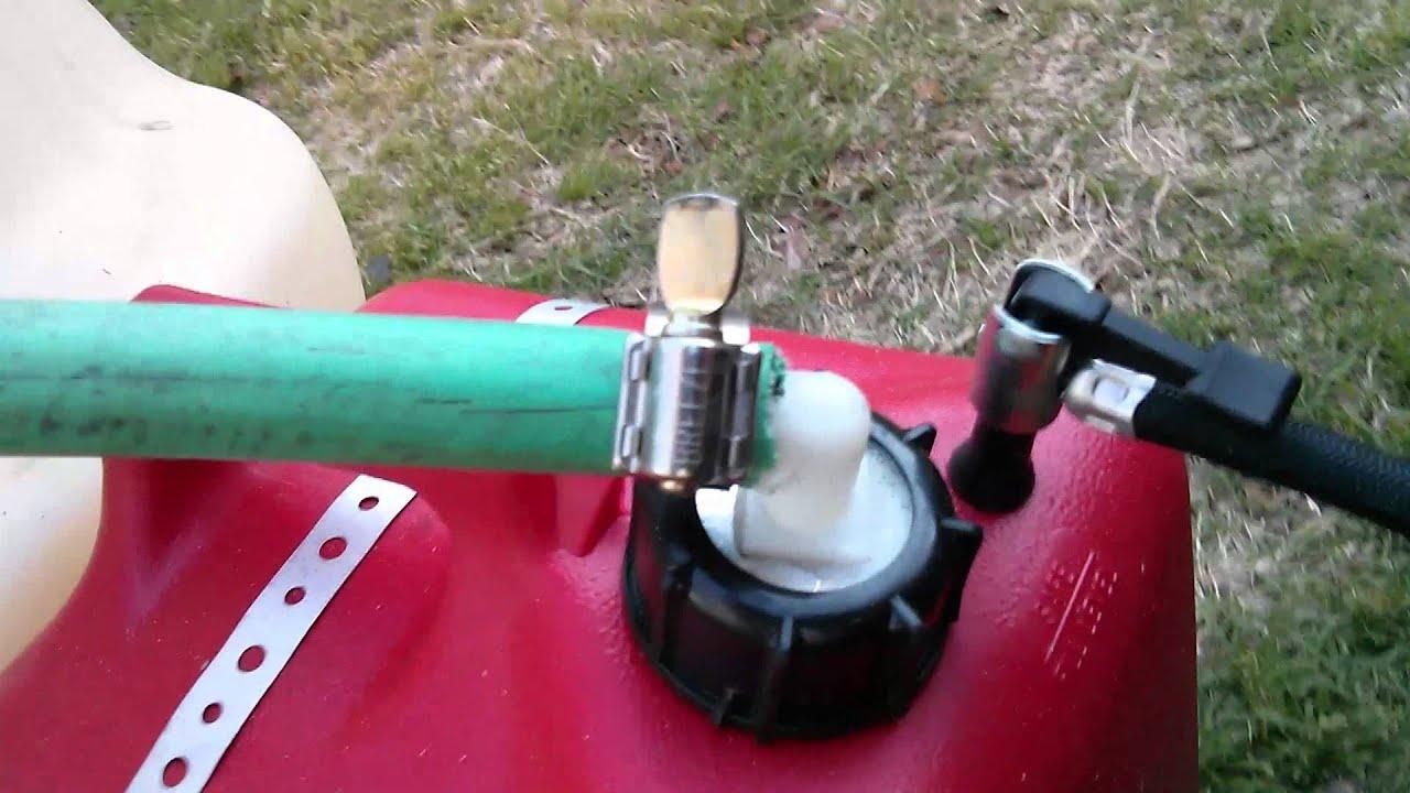 Homemade Foam Marker For Boom Sprayer
