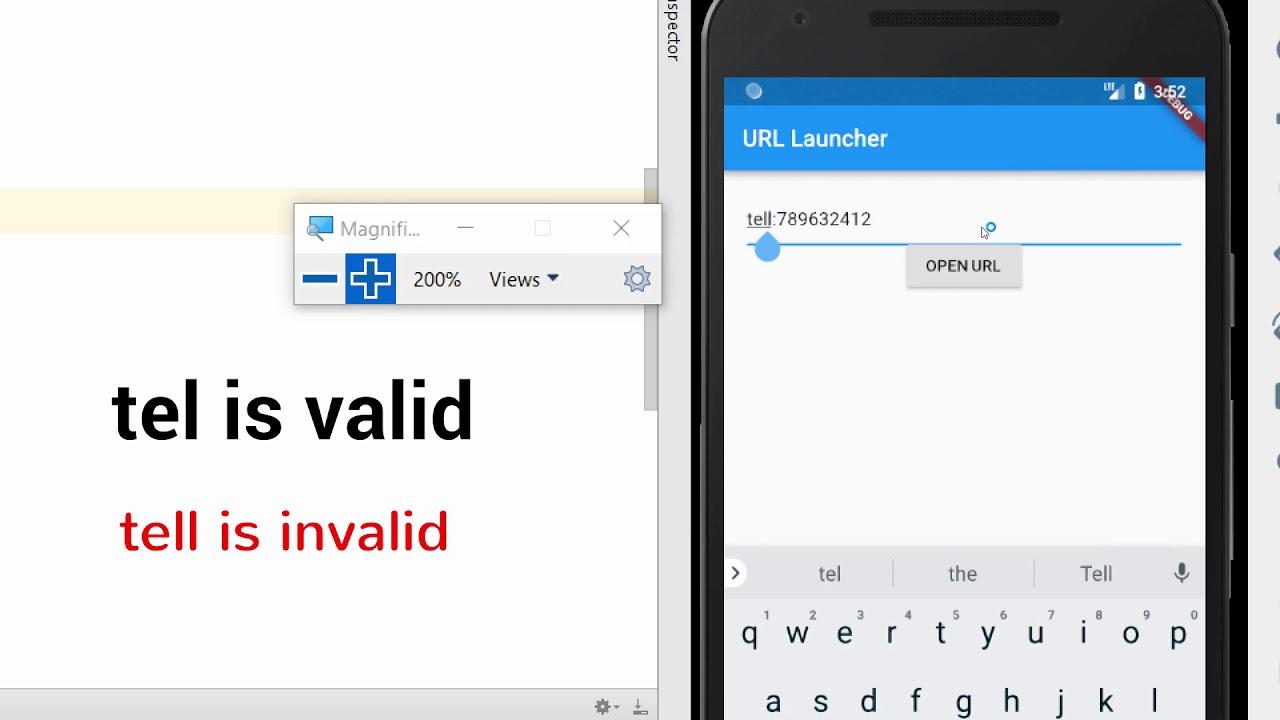 Flutter : URL Launcher | Flutter Tutorial |Nitish Kumar Singh
