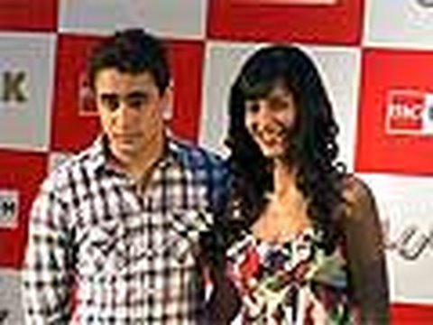 Imran Khan and Shruti Hassan with  92.7 Big FM for Luck