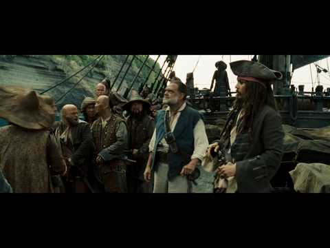 Pirates Of The Caribbean: At World's End - Shipwreck Island | Larry (HD)