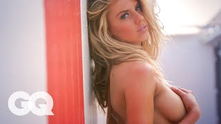 Charlotte McKinney's Summer Swimsuit Photoshoot | GQ