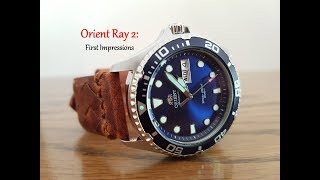 Orient Mako Usa Ii Review In Depth Affordable Diver Watch Review