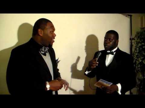WTST & HWNC Red Carpet Cast Party ~ Brandon Robinson Interview