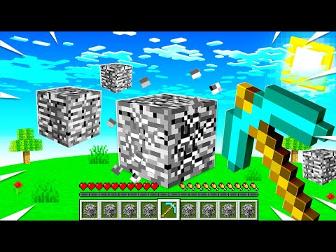 How To ACTUALLY Mine Bedrock... (Minecraft)