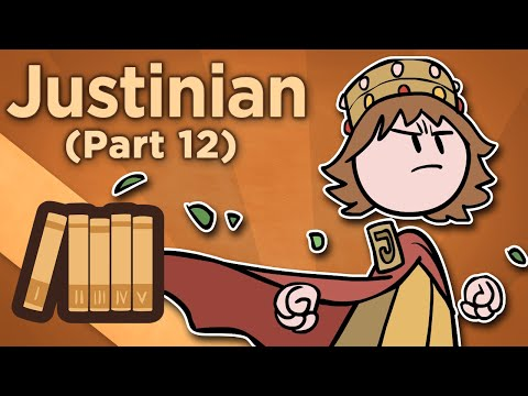 Justinian - XII: Caesar I was, and am Justinian - Extra History