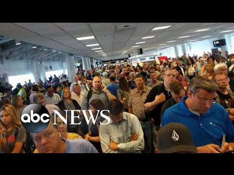 Technical glitch with American Airlines causes headaches for travelers