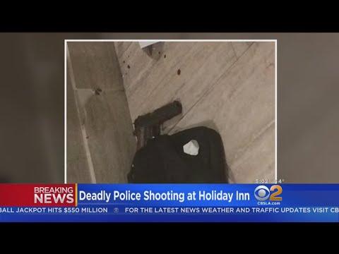 Armed Man Shot, Killed By Police At Long Beach Holiday Inn