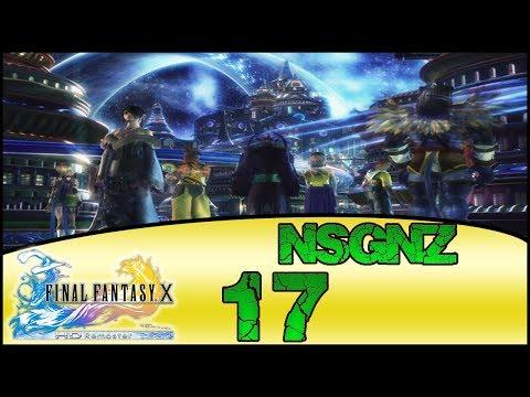 Final Fantasy X HD Remaster - Reto NSGNZ | Capitulo final [17] # Interior de Sinh