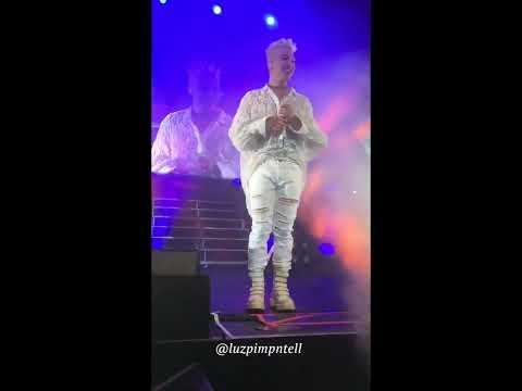 Darling - Taeyang White Night in Dallas 090817 [Fancam]