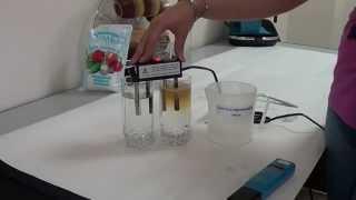 проверка качества воды - тест некорректный
