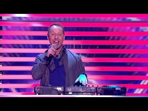 Britain's Got Talent Season 8 Semi-Final Round 4 Allan Turner-Ward The worst DJ