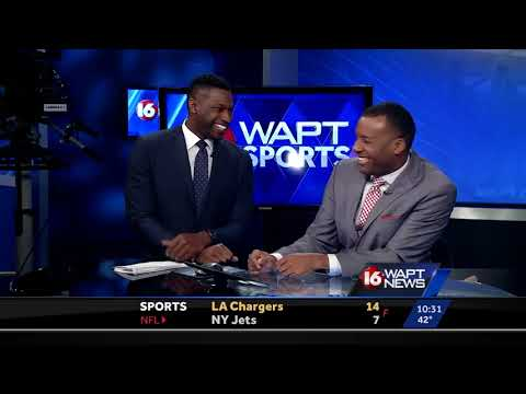 Anchors offer encouragement to viewer having to work holidays
