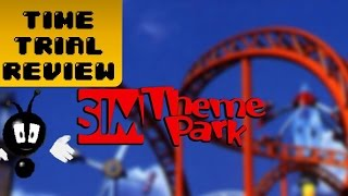 Sim Theme Park (PC/Mac/PS1/PS2) - Time Trial Review