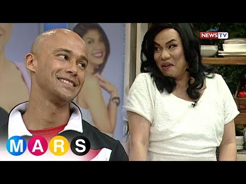 Mars: Kulitan time with Will Devaughn and Tetay | Mars Sharing Group