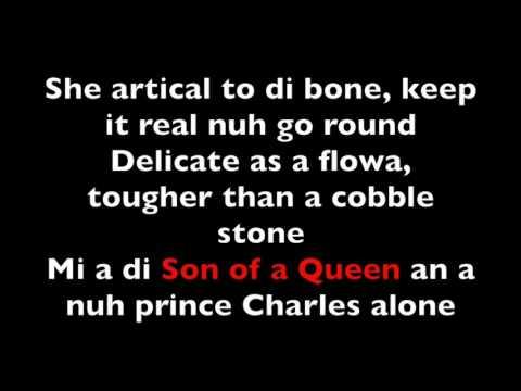 Alkaline- Son of a Queen (Lyrics)